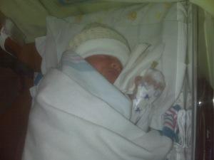 Baby Tiago