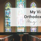 My Visit to an Orthodox Christian Church
